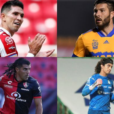 Reclasificación fútbol mexicano