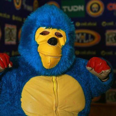 kemonito luchador cmll ultimo guerrero lucha libre