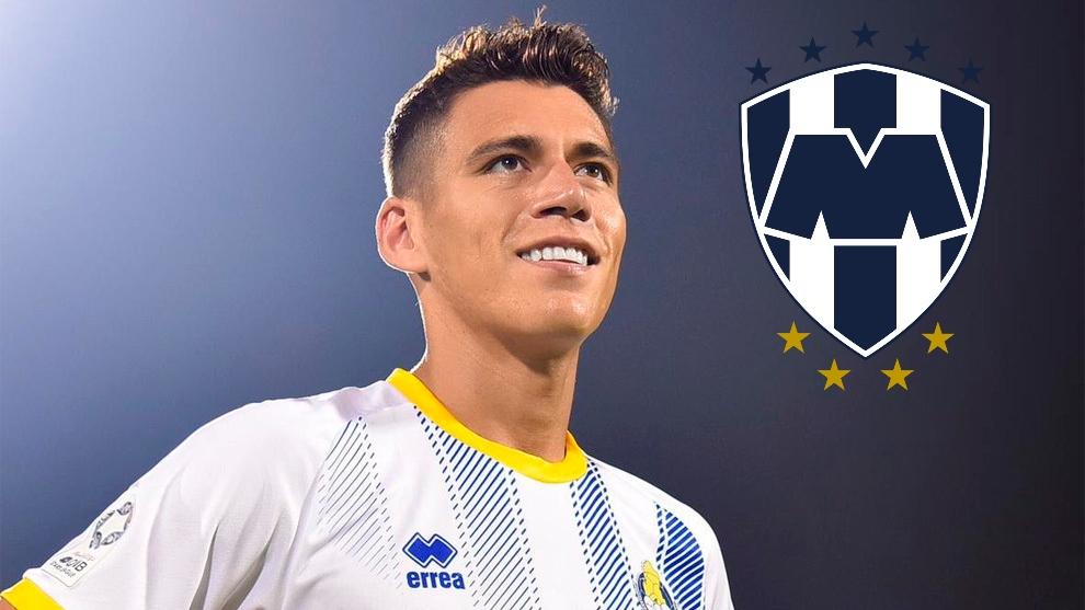 Héctor Moreno refuerzo Rayados de Monterrey
