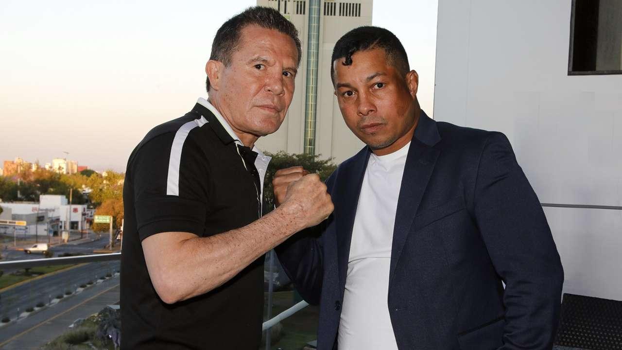 Julio César Chávez hector camacho jr pelea a que hora ver