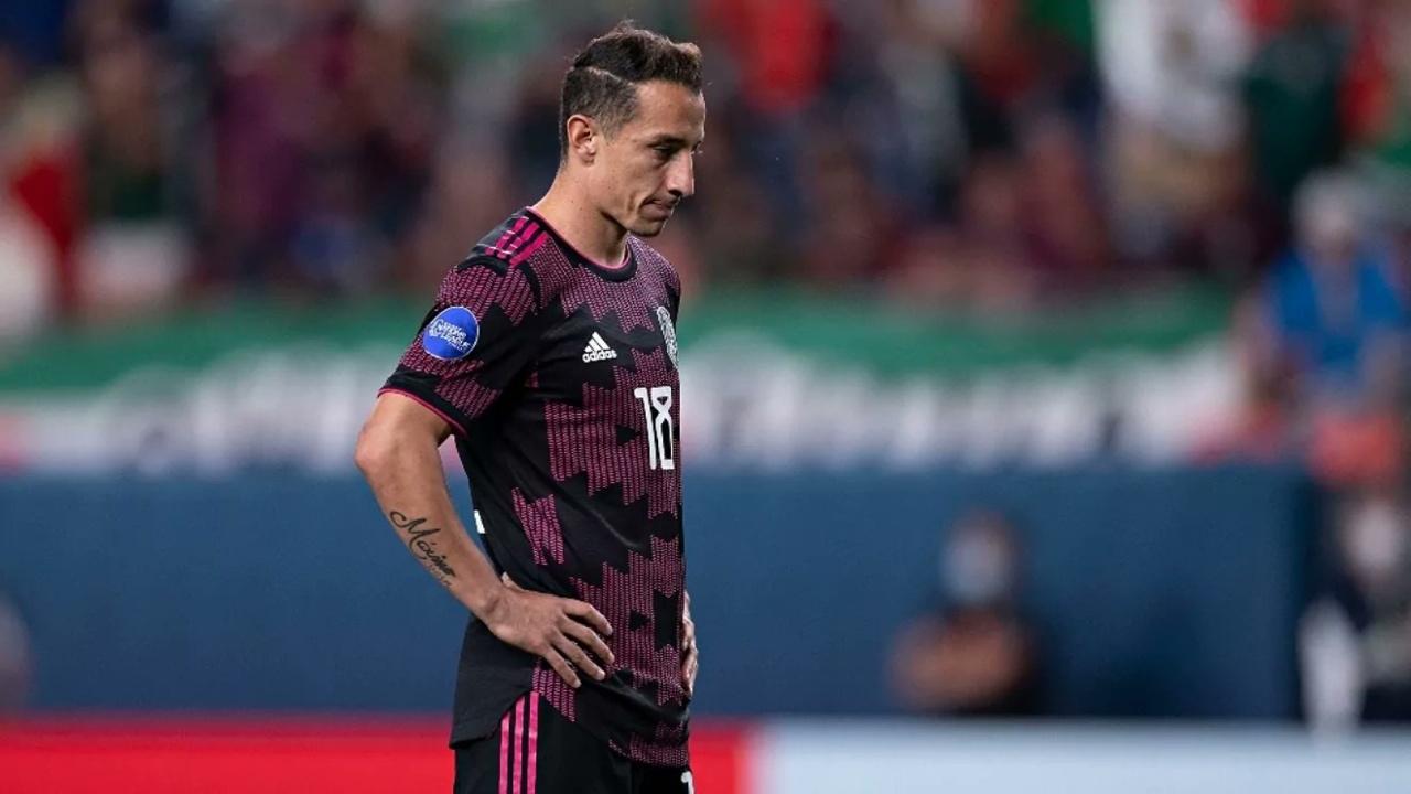 Selección Mexicana Andrés Guardado falla penal Estados Unidos