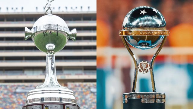 Octavos de final Copa Sudamericana Libertadores 2021