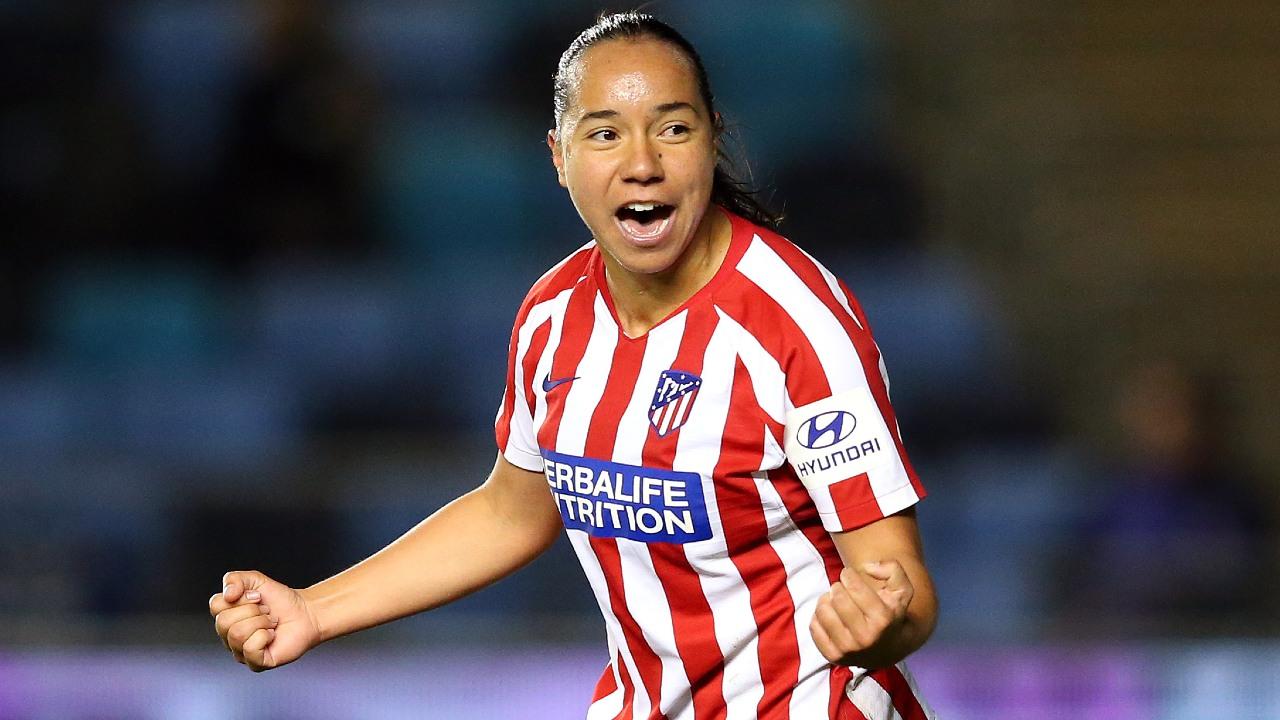 Atlético de Madrid Femenil Charlyn Corral contrato