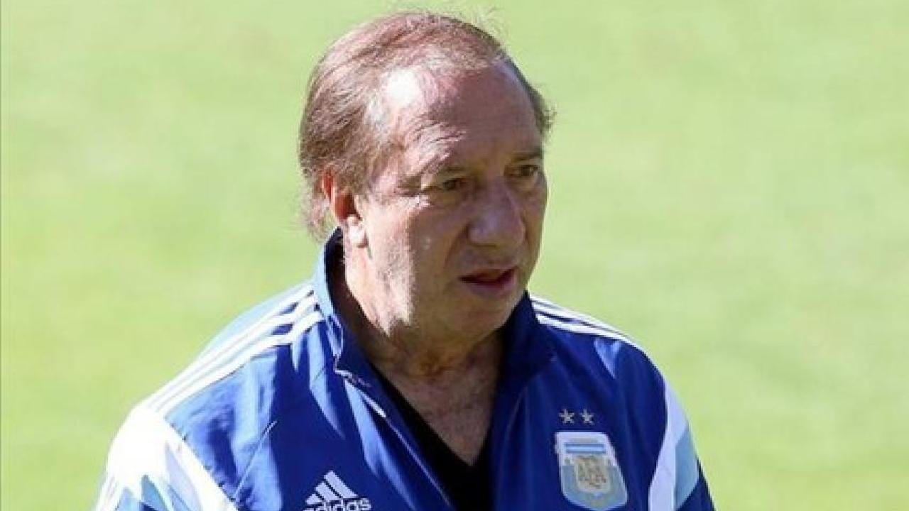 Carlos Bilardo, argentina diego maradona muerte