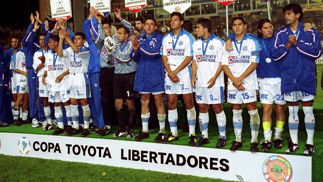 Copa Libertadores Cruz Azul Boca Juniors final