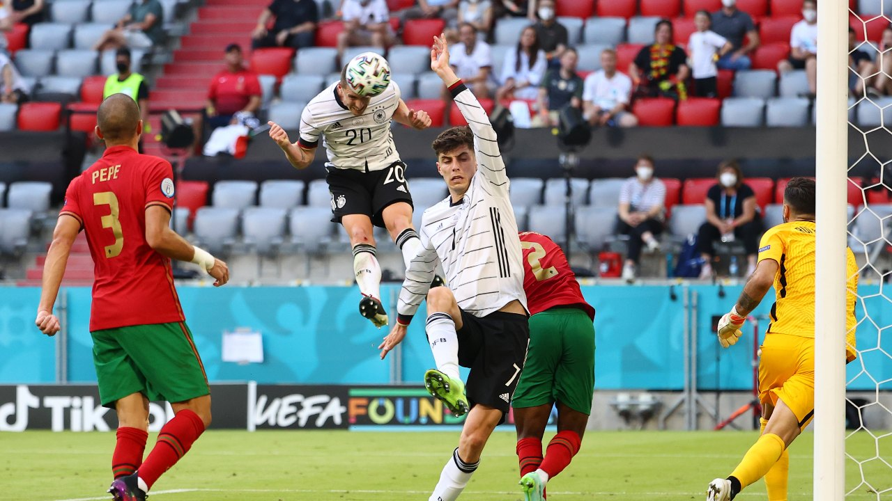 Eurocopa 2020 Alemania vence Portugal
