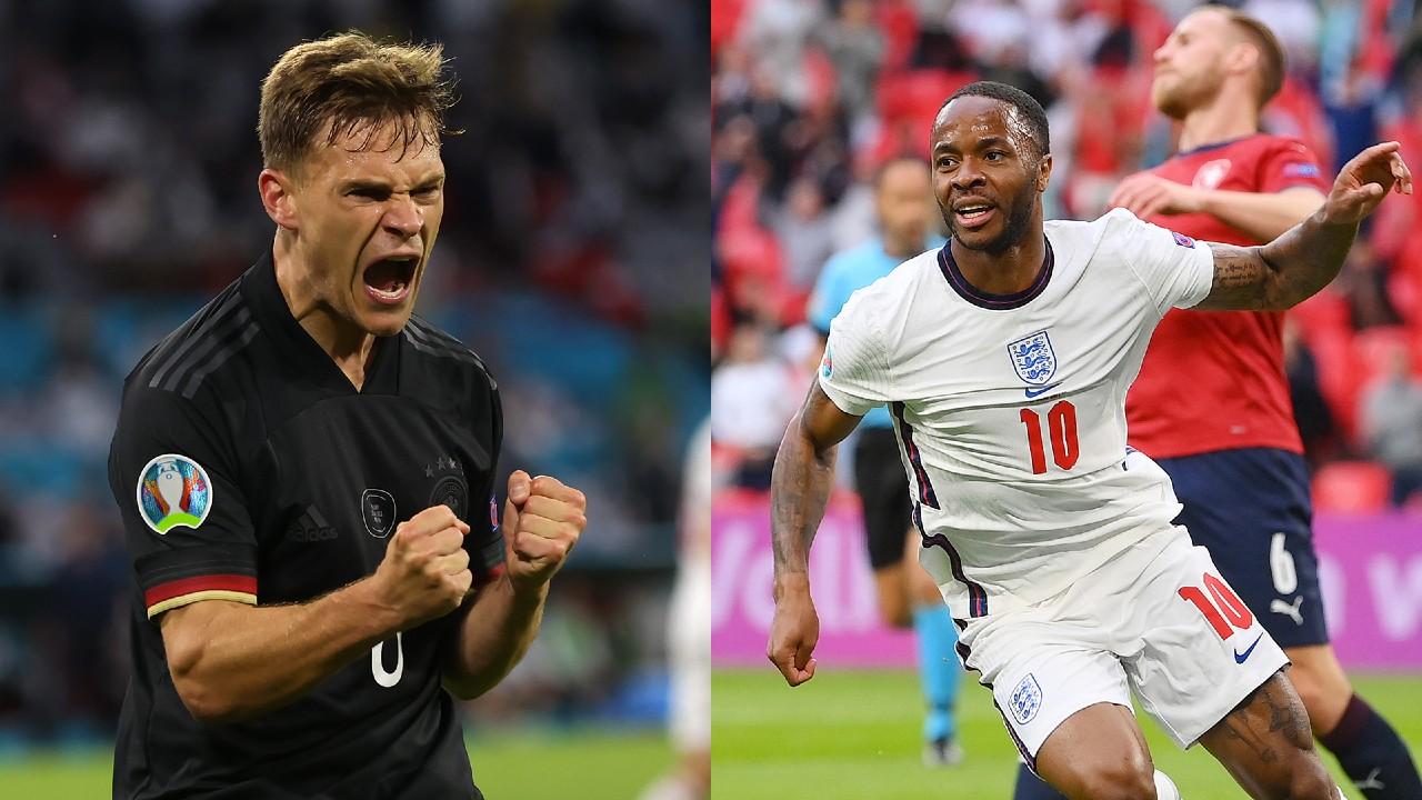Eurocopa 2020: Inglaterra y Alemania revelan alineaciones para su duelo de octavos de final