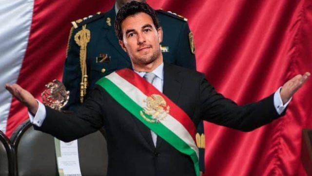 Fórmula 1 victoria de Checo Pérez en el GP de Azerbaiyán
