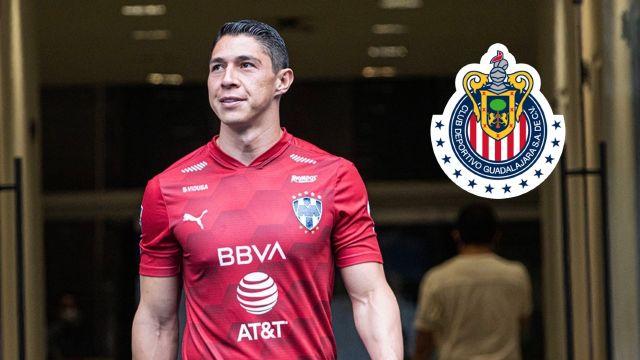 Hugo González refuerzo Chivas