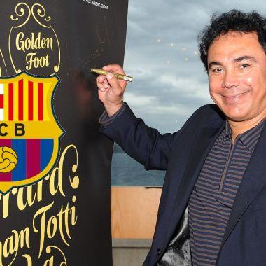 Hugo Sánchez fichaje Barcelona Atlético de Madrid