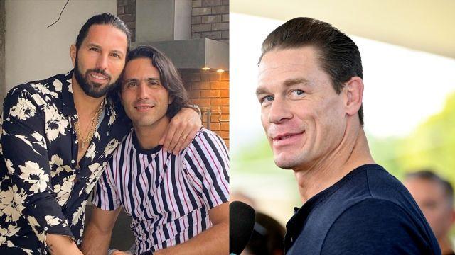 John Cena reto Poncho de Nigris R9