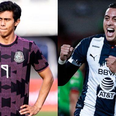 JJ Macías bienvenida Funes Mori Selección Mexicana