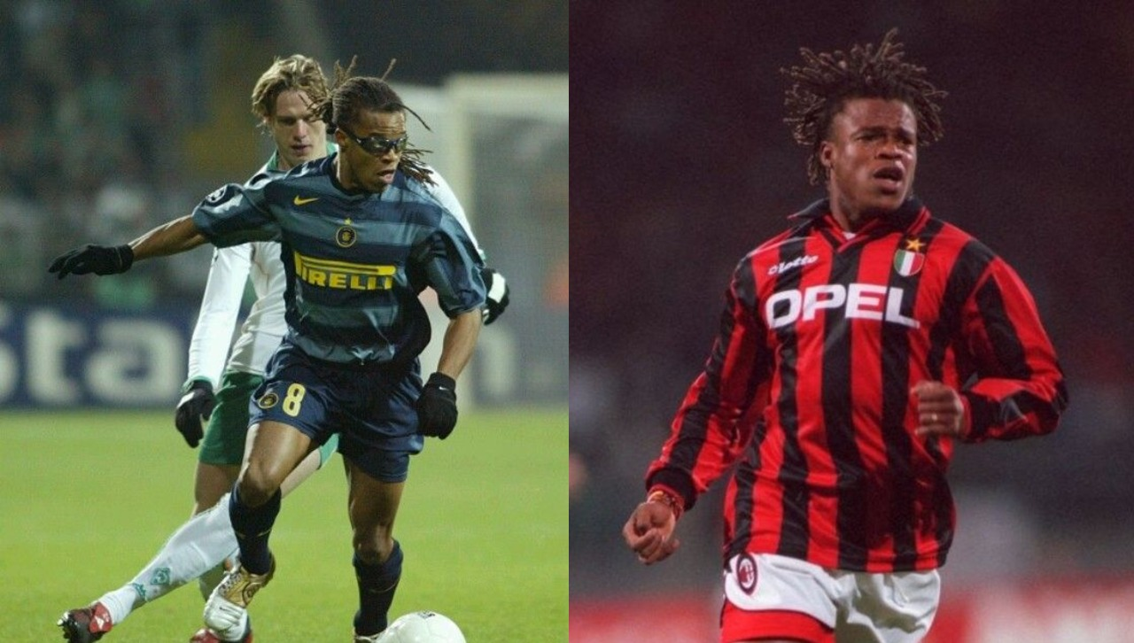 Jugadores Inter AC Milan Edgar Davids