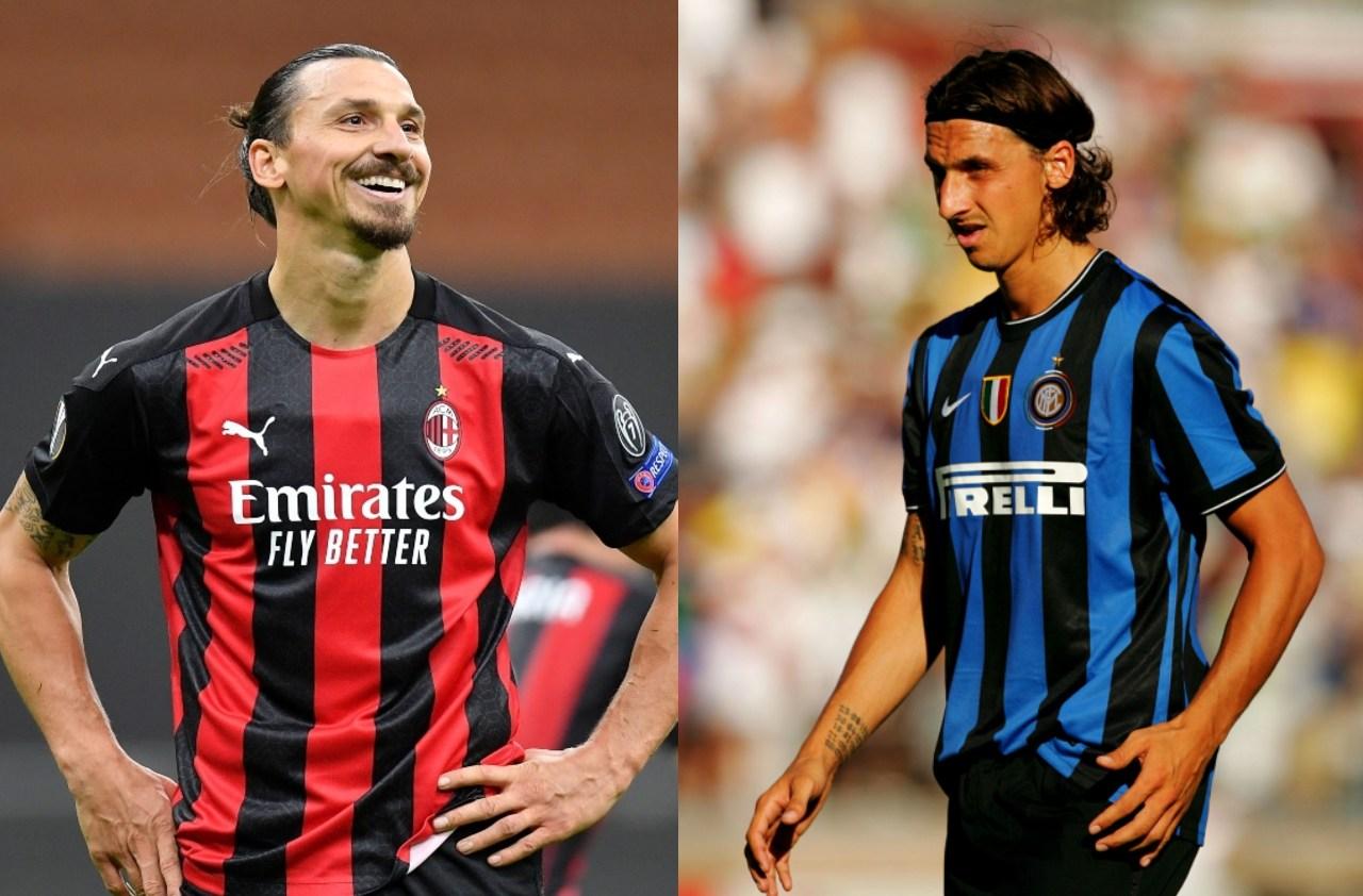 Jugadores Inter AC Milan Zlatan Ibrahimovic