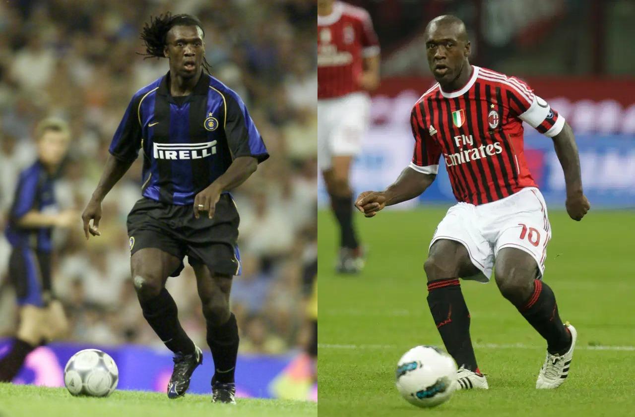 Jugadores Inter AC Milan Clarence Seedorf