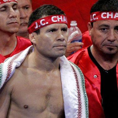 Julio César Chávez boxeo box campeon