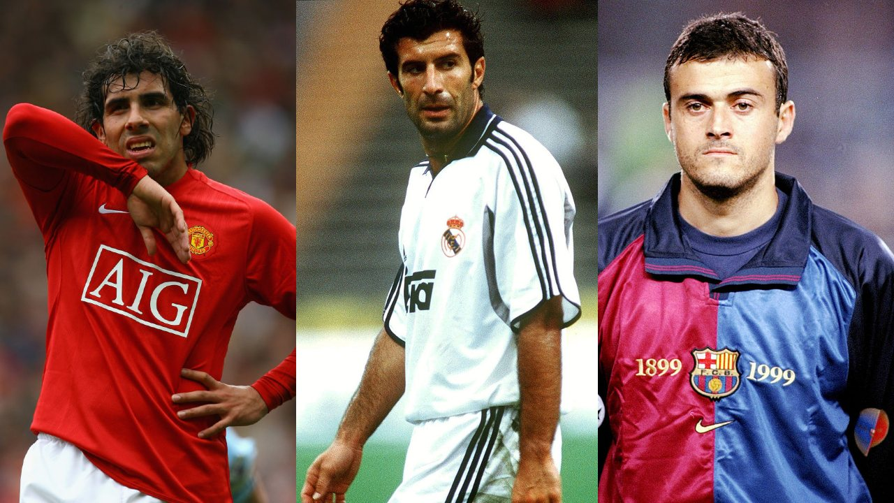 Traiciones jugadores futbol mundial mexicano