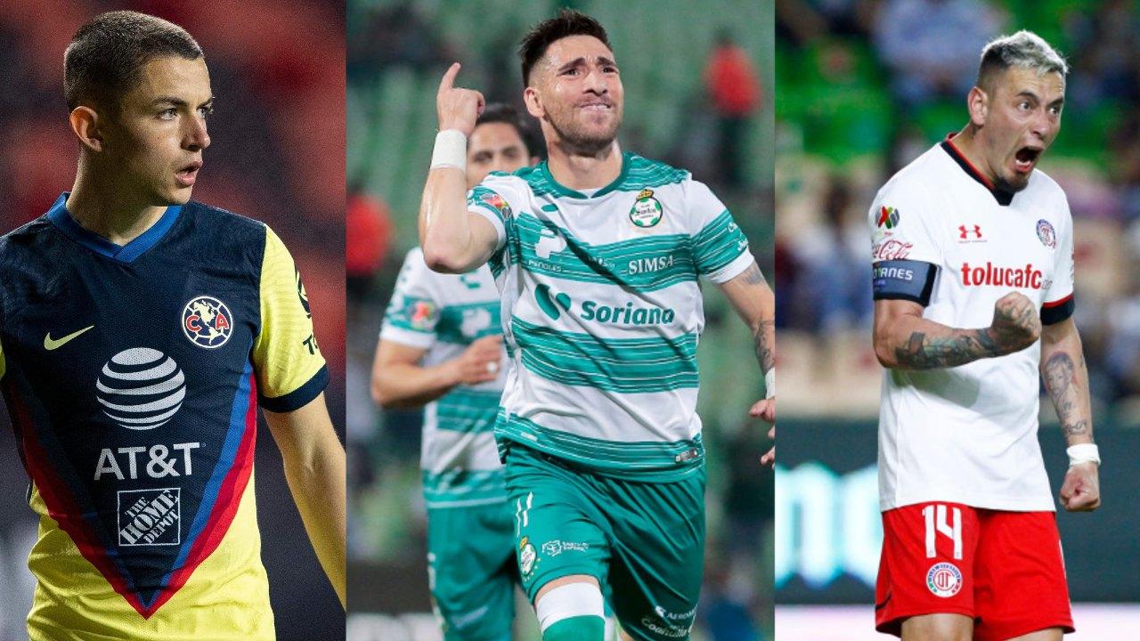 Liga BBVA MX guardianes 2021 once ideal