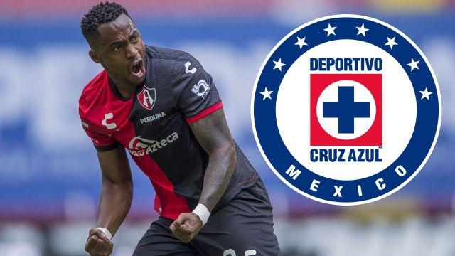Liga BBVA MX: Cruz Azul piensa en Renato Ibarra como nuevo refuerzo