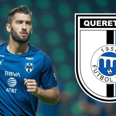 Liga BBVA MX_ Nico Sánchez Querétaro refuerzo fichaje