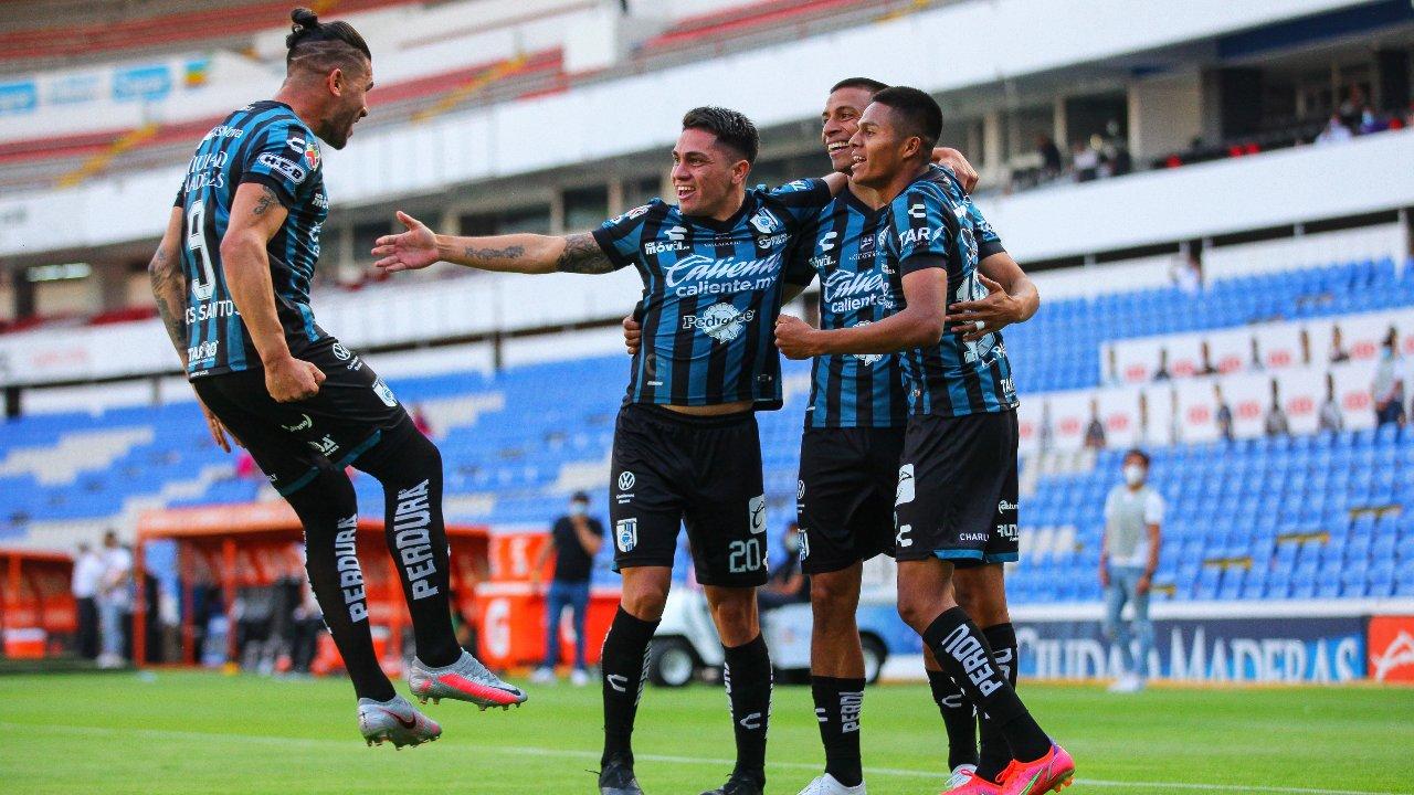 Liga BBVA MX: Querétaro anuncia a 10 nuevos refuerzos