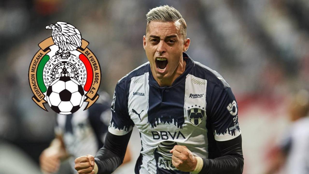 Rogelio Funes Mori selección mexico mexicana