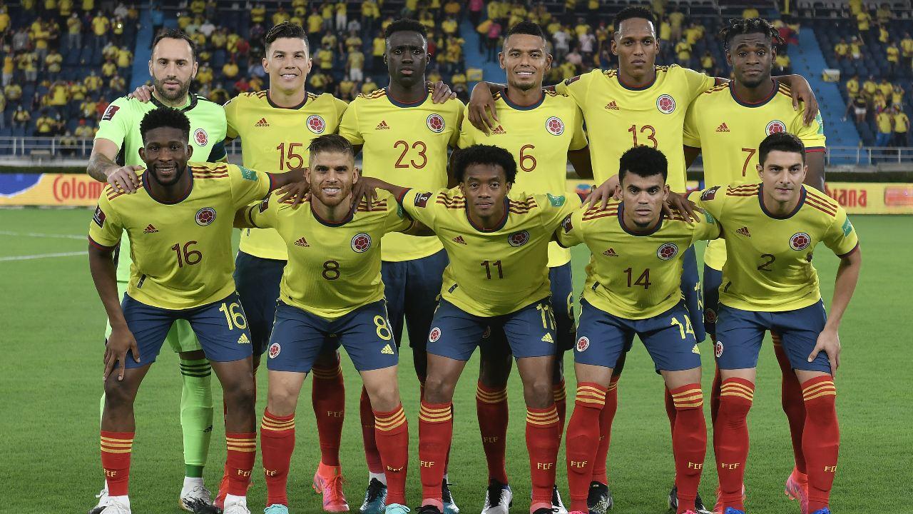 Selección de Colombia covid-19 coronavirus copa america