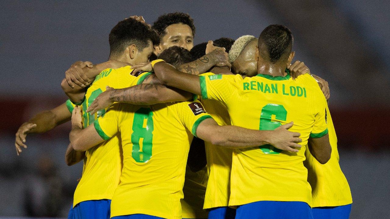Selección Brasil se niegan Copa América