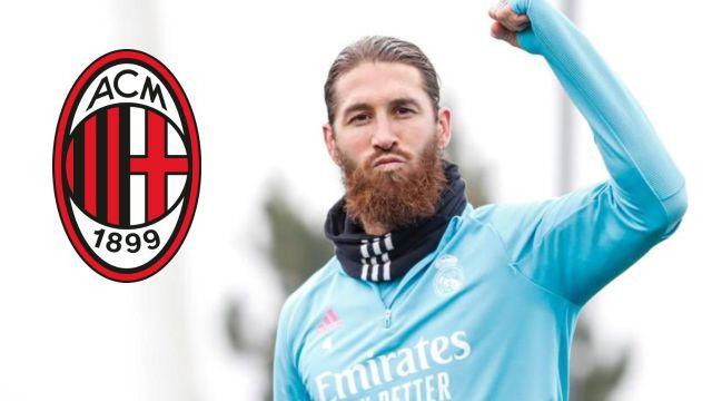 Sergio Ramos petición AC Milan