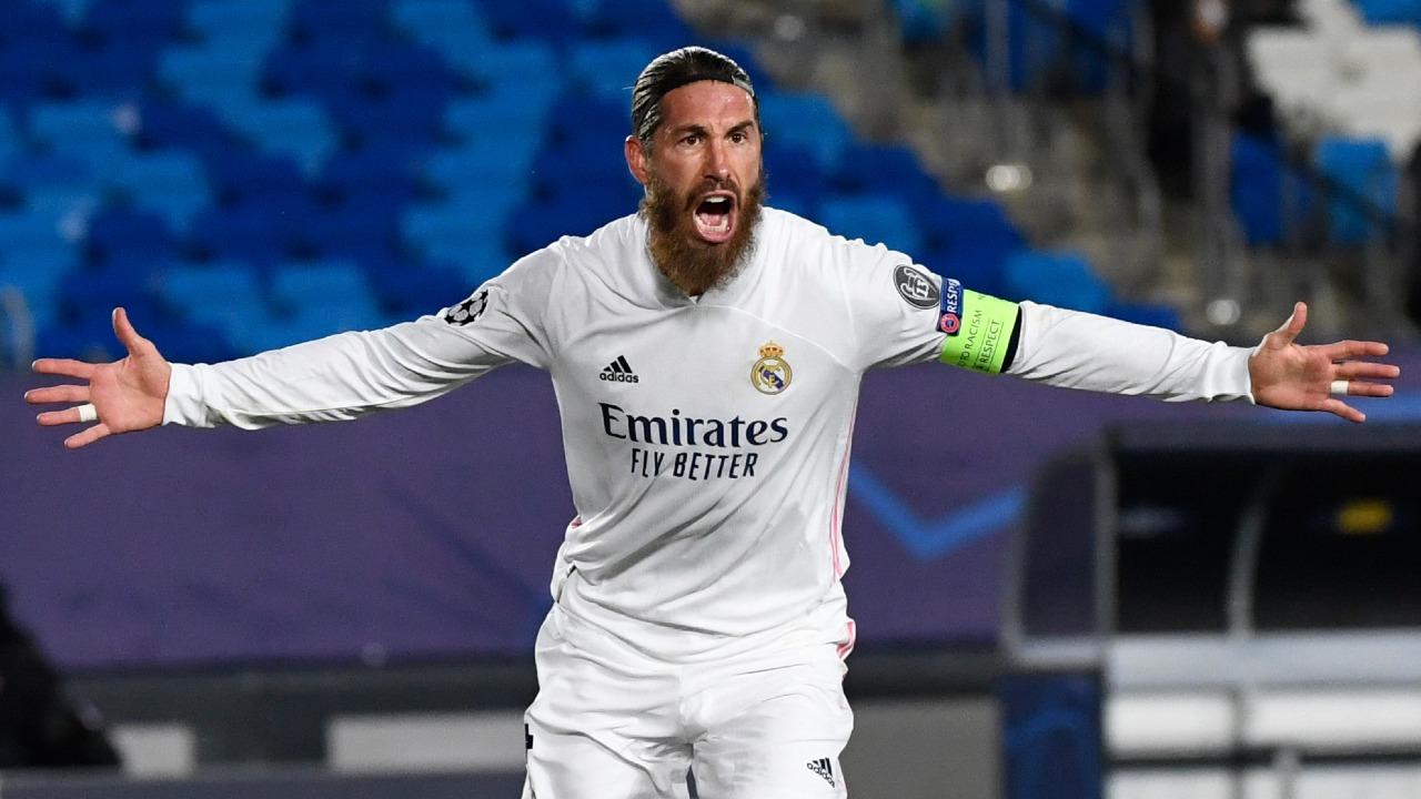 Sergio Ramos goles Real Madrid