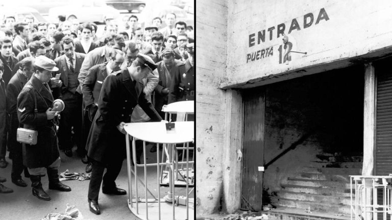 Puerta 12 Tragedia futbol argentino