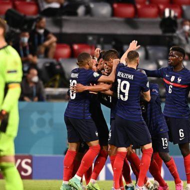 Francia vence Alemania Eurocopa 2020