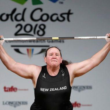 Laurel Hubbard Tokyo 2020 atleta trans
