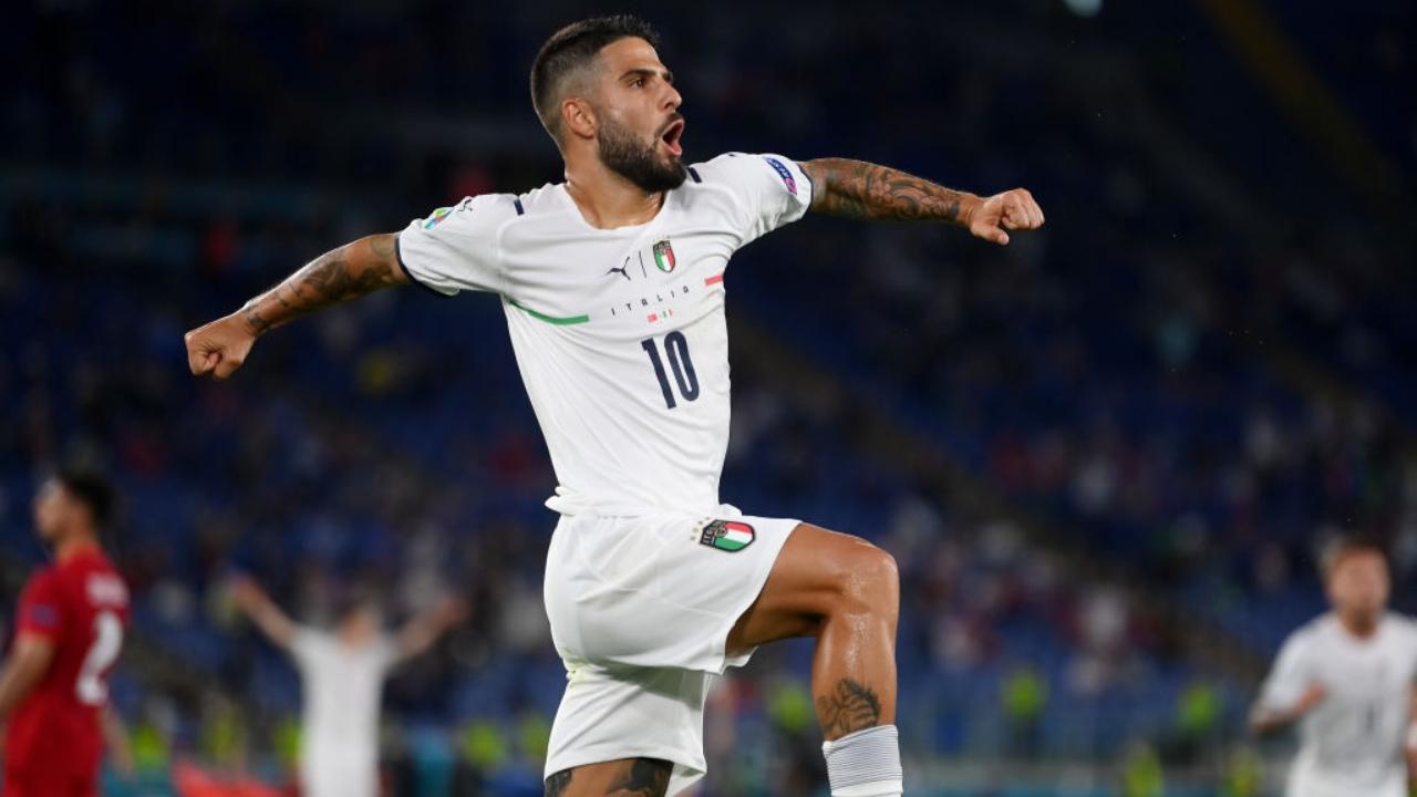 Italia golea Turquía Eurocopa 2020