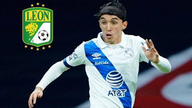 Omar Fernández nuevo jugador León