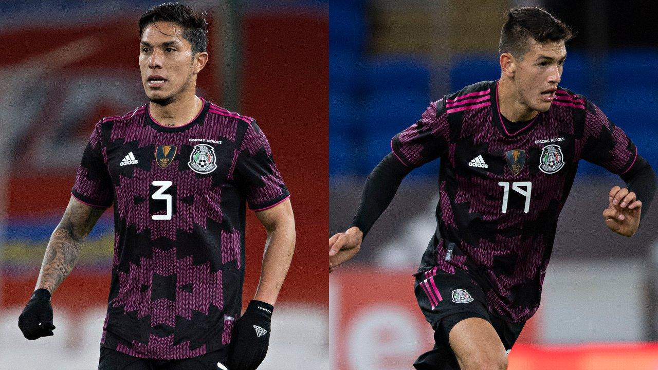 Salcedo Montes baja selección mexicana