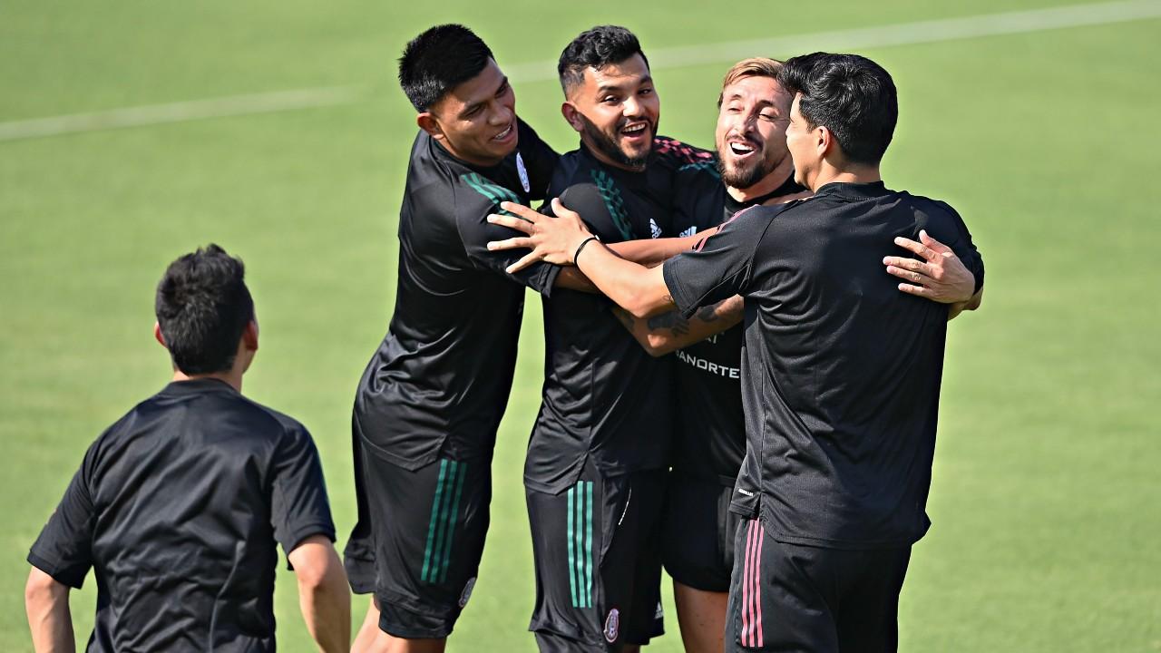 A qué hora juega México hoy vs. Trinidad y Tobago copa oro concacaf