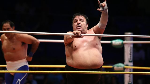 Así despidió el mundo de la lucha libre mexicana a Súper Porky