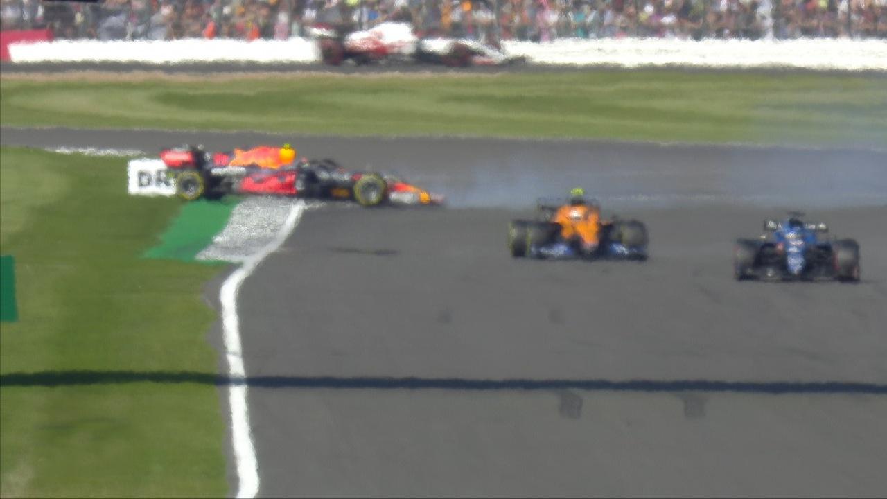 Checo Pérez hoy carrera sprint formula 1 f1