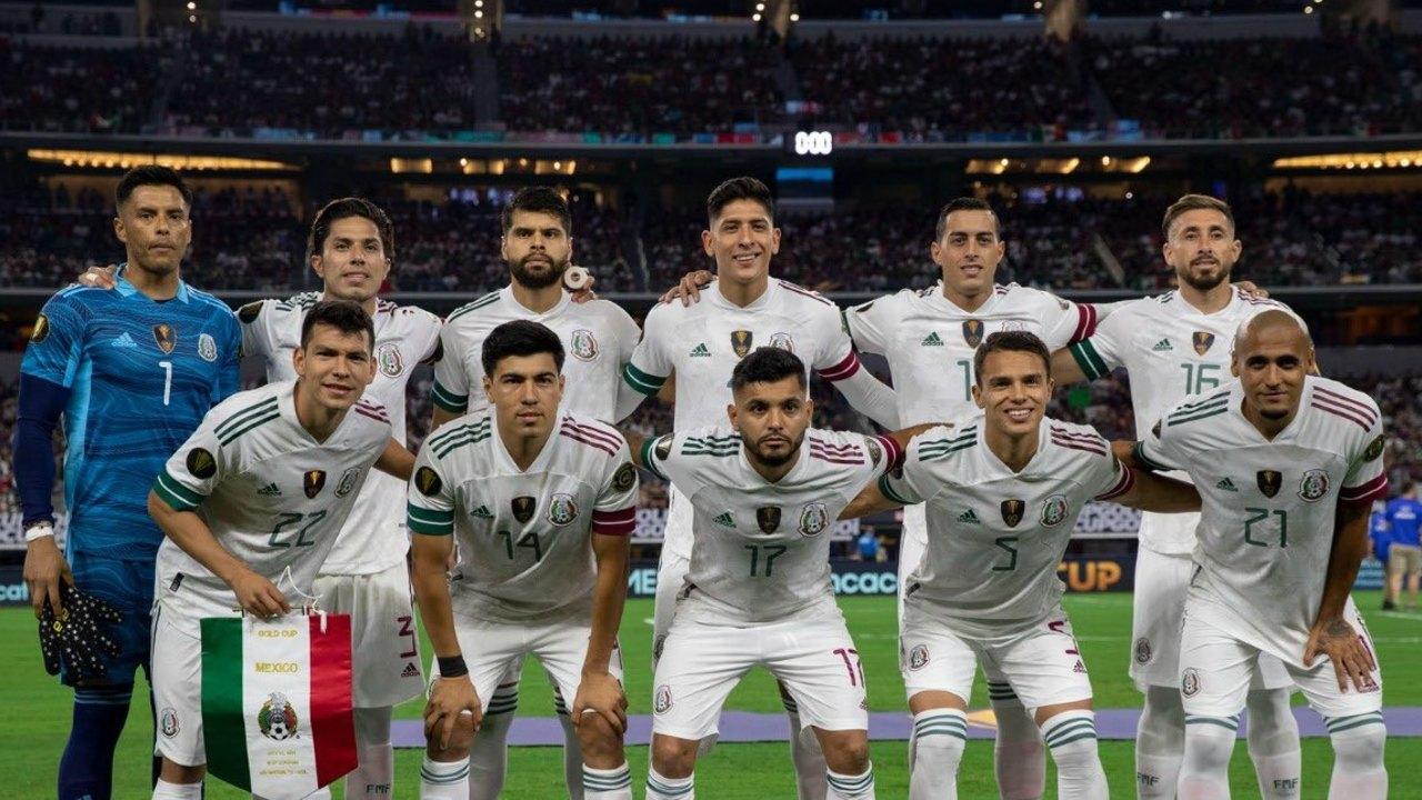 A qué hora juega México mañana en copa oro