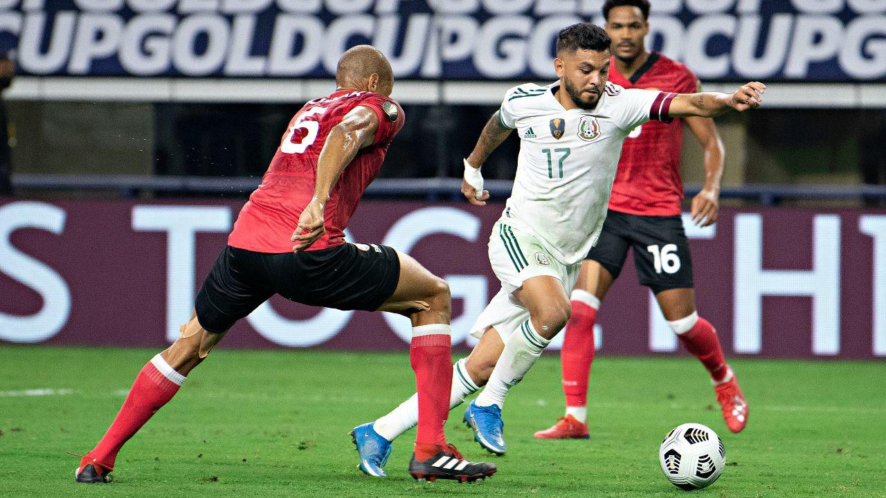 A qué hora juega México vs. Guatemala copa oro 2021