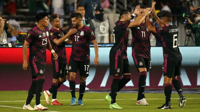 Cuándo juega la Selección Mexicana copa oro 2021
