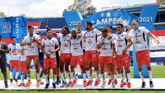 la Federación Mexicana de Futbolirapuato liga de expansión