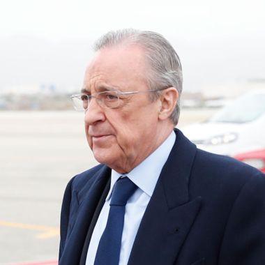 Florentino Pérez demanda audios
