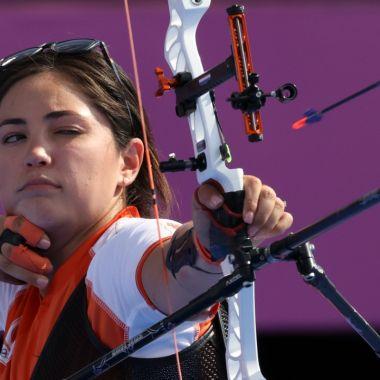 Gabriela Bayardo Schloesser Tokyo 2020 tiro con arco