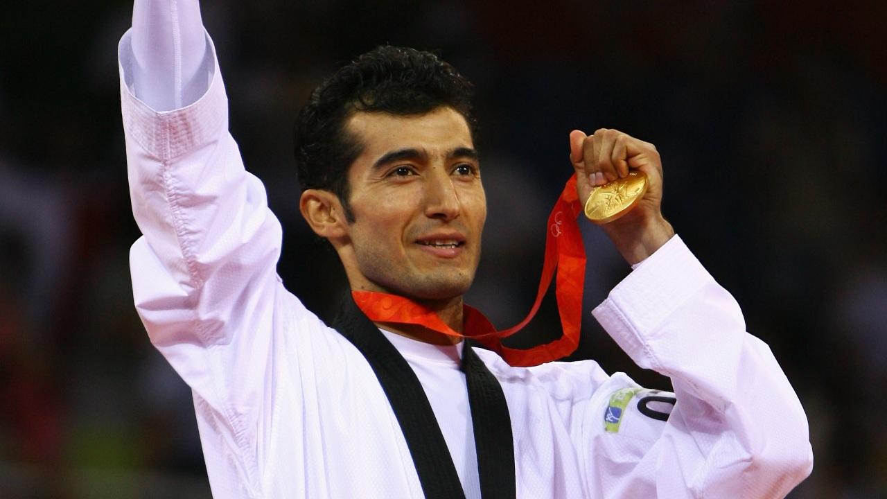 Guillermo Pérez taekwondo Beijing 2008