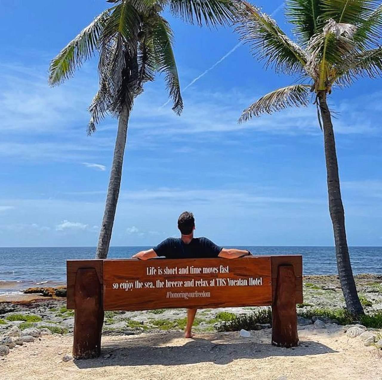 Iker Casillas playas mexicanas vacaciones