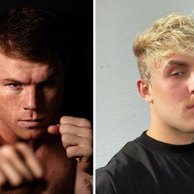 Jake Paul salu canelo alvarez box boxeo