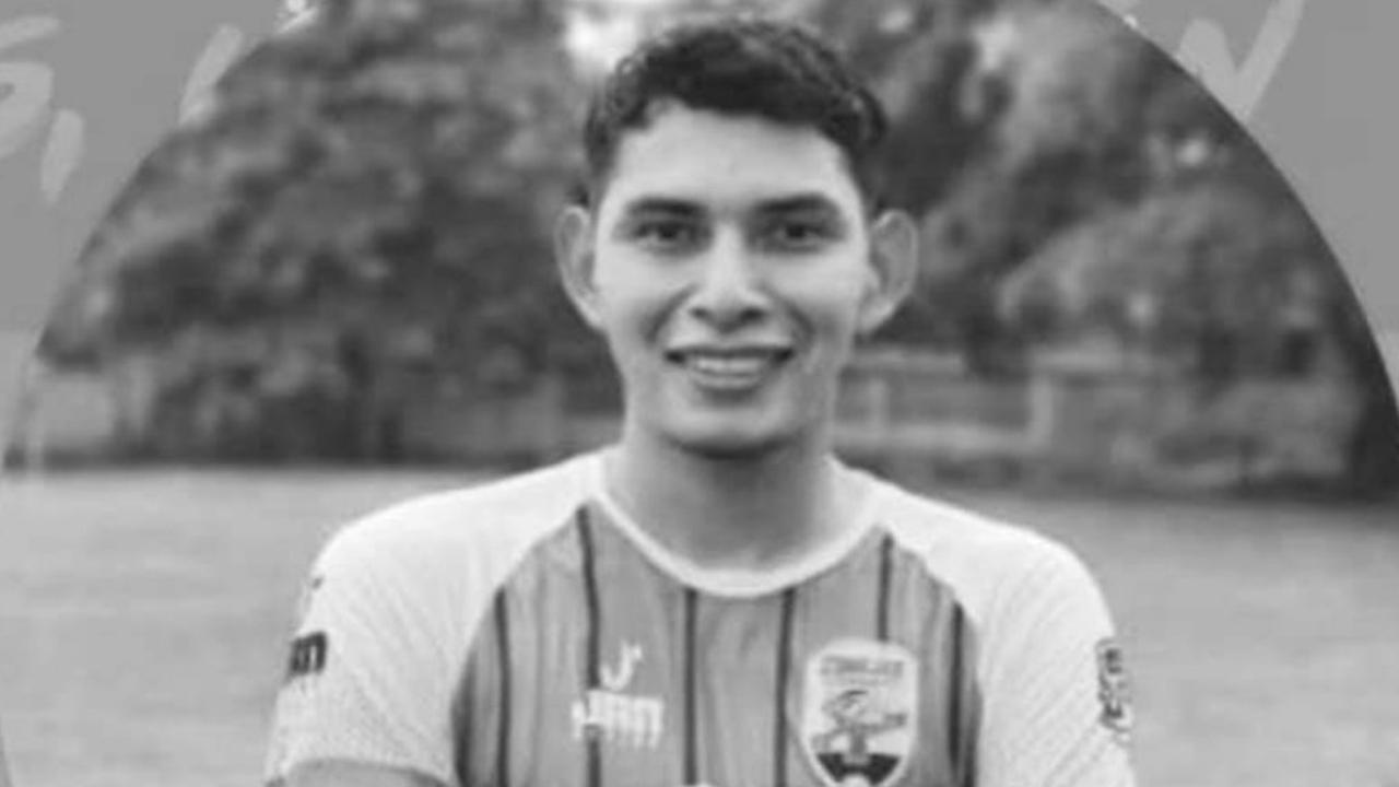 Futbolista muere derrame cerebral