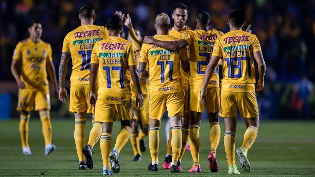 jugadores de Tigres uanl liga bbva mx